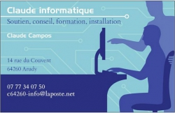 claude informatique